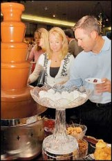 Chocolate Fountain rental and sales Chocolate Fountains