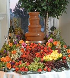 Columbus Chocolate Fountain Chocolate Fondue Fountains Columbus Nebraska