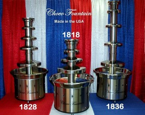 USA Chocolate Fountain Manufactured Chocolate Fountain Chocolate Fountain Manufacturer Manufacturing Manufacturers Equipment