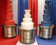 Chocolate Fountain Sales Manufactures Chocolate Fountain Purchase Nebraska