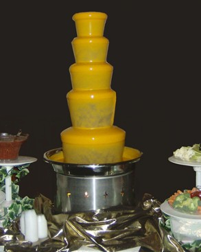 large cheese fountain rental large cheese fountain rental large cheese fountains