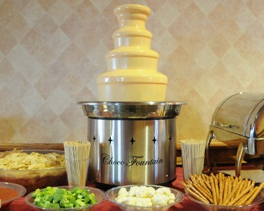 Cheese Fountain Cheese Fondue Fountain Fountains