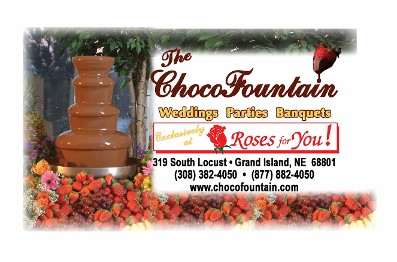 Rent a Nebraska Chocolate Fountain Chocolate Fountains in Nebraska rentals